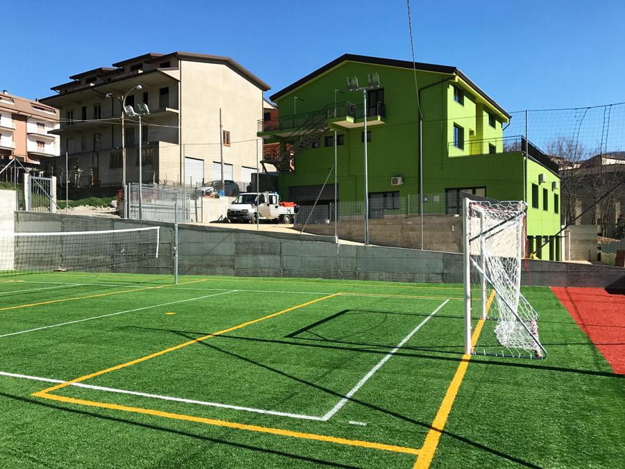 lavori strutture sportive proreal